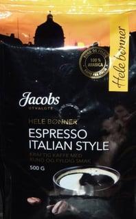 JACOBS ESPRESSO ITALIAN STYLE