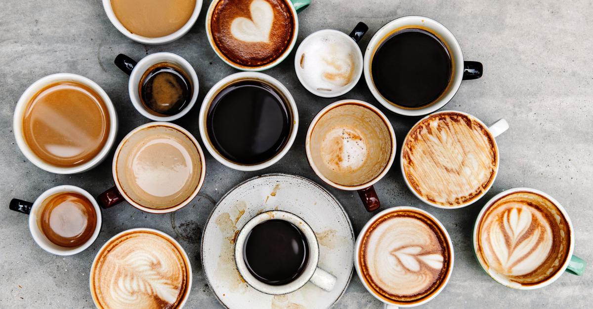 Kaffemaskin på jobben tilpasset ditt behov